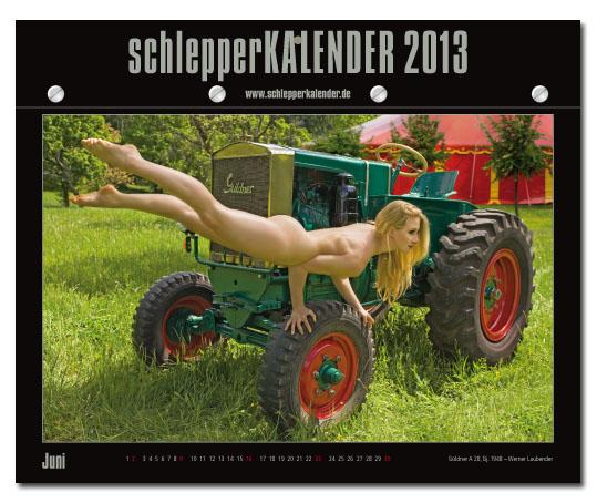 landtechnik kalender 2013 schlepperkalender. Black Bedroom Furniture Sets. Home Design Ideas
